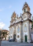 Sanctuary Nossa Senhora dos Remedios stock image