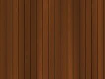 Lamellenförmig angeordnete hölzerne Beschaffenheit mit Korn Stockfoto