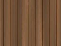 Lamellenförmig angeordnete hölzerne Beschaffenheit mit Korn Stockfotos