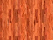 Lamellenförmig angeordneter Fußbodenhintergrund des Holzes Lizenzfreie Stockfotos
