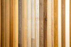 Lamellenförmig angeordnetes Bodenbelag-Holz Lizenzfreie Stockfotos