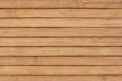 Lamelles en bambou Photo libre de droits