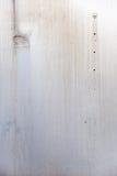 Lamellierter Stahl herausgestellt durch Regen Lizenzfreie Stockbilder