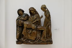 Lamentation of Christ Royalty Free Stock Photo