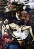 The Lamentation of Christ Stock Images