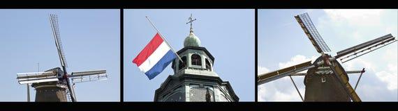 Lamente a morte de um príncipe holandês, Holanda Fotos de Stock Royalty Free