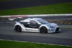 Lamera cup car nr.31 - 2014 Monza 8 Hours race Royalty Free Stock Images