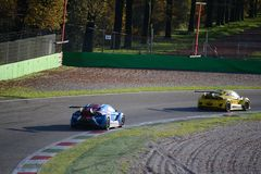 Lamera cup cars - 2014 Monza 8 Hours race Stock Photography
