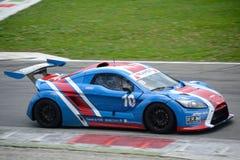 Lamera filiżanki samochodu nr 10 - 2014 Monza 8 godzin ras Zdjęcie Royalty Free