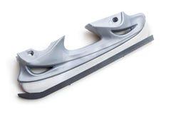 Lames échangeables de skare de glace pour des chaussures d'enfants Photo stock