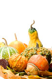 Lames et légumes de fruits Photo libre de droits