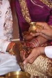 Lamhe małżeństwo momenty obrazy royalty free