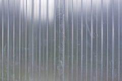 Lamiera di acciaio Fotografie Stock