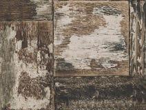 Lamina de madera de la textura envejecida Fotografía de archivo