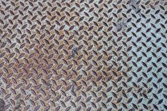 Lamina di metallo Fotografia Stock