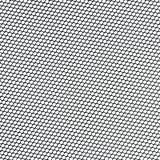 Laminado de la malla metálica aislado imagen de archivo
