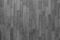 Laminata posadzkowy tło w czarny i biały Fotografia Stock