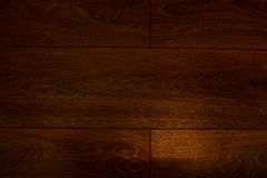 Laminate dark wood Royalty Free Stock Photo
