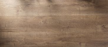 Laminate floor background texture. Laminate floor panoramic wooden background texture stock images