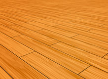 Laminate flooring background Royalty Free Stock Photo