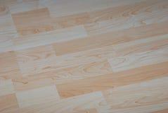 Laminate flooring Royalty Free Stock Photos