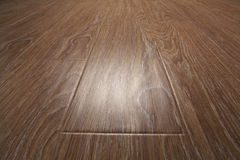Laminate flooring planks texture Stock Photography