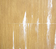 Laminate old dirty wall. Decalcification construction industry royalty free stock photos