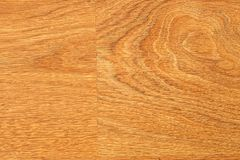 Laminate or parquet floor - wood flooring material. Background royalty free stock image