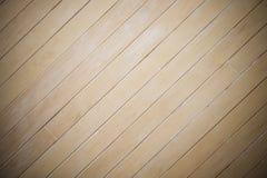 Laminate wood wall texture background, center spotlight, darken edge, diagonal pattern Stock Photography