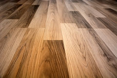 Laminated flooring board Stock Photo