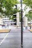 German traffic light stock photo