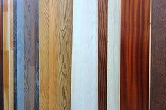 Laminated wall panels Royalty Free Stock Images