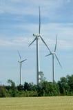 Laminatoi di vento Fotografia Stock