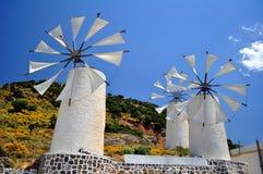 Laminatoi di vento Fotografia Stock Libera da Diritti