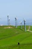 Laminatoi di vento Immagine Stock Libera da Diritti
