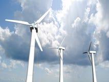 Laminatoi di vento illustrazione di stock
