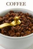 Laminatoio di caffè Fotografia Stock Libera da Diritti