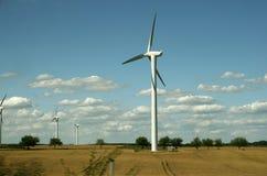 Laminatoio di vento Immagini Stock Libere da Diritti