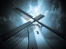 Laminatoio di vento. Fotografia Stock
