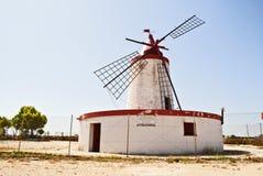 Laminatoio di vento Fotografia Stock Libera da Diritti