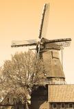Laminatoio di vento di Duth Fotografia Stock