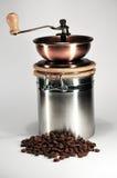 Laminatoio per caffè Fotografia Stock Libera da Diritti
