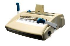 Laminator machine Stock Image