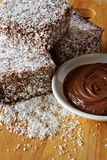 Lamingtons Royalty Free Stock Images