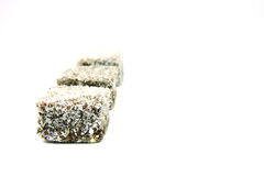 Lamingtons Royalty Free Stock Photo