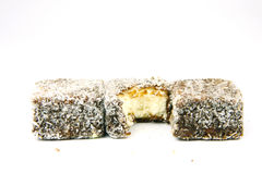 Lamingtons Stock Photos