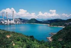 Lamma ö, Hong Kong Royaltyfri Fotografi
