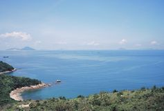 Lamma ö, Hong Kong Arkivbilder