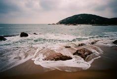 Lamma ö, Hong Kong Royaltyfria Bilder