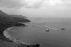 Lamma Island Stock Image